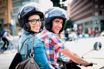 Se da un importante avance en las normas de los cascos para las motocicletas