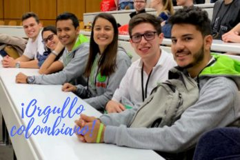 ¡Cuídate Einsten! Estos estudiantes colombianos están entre los mejores físicos del mundo 🏆🏅👏🏻