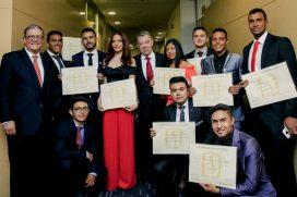 Nos sentimos orgullosos de los primeros 'Ser pilo paga' graduados de la Universidad de los Andes