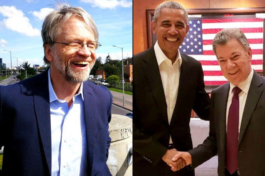 Mockus sonó primero que Juan Manuel Santos en Harvard ¡Ese puesto si no te lo quitan 👨👨!
