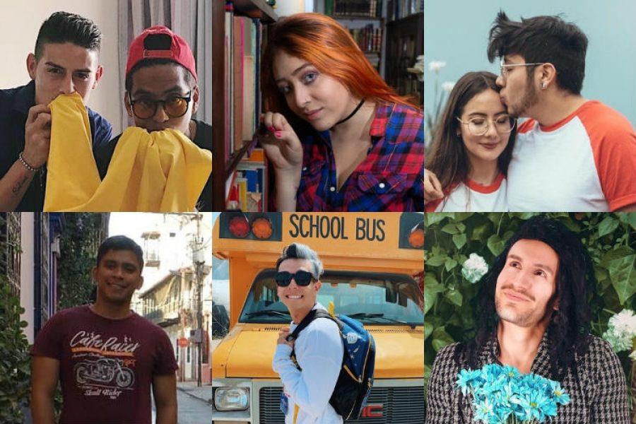 Estos personajes nos alegran el día con sus contenidos en redes sociales y nos impulsan a ir por nuestros sueños ¡Gracias!