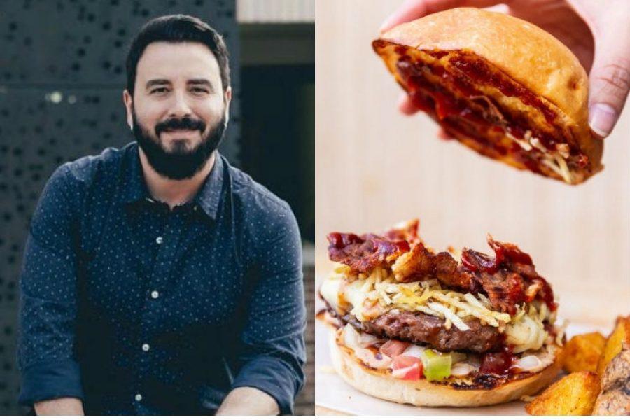 ¿Cómo debe ser una hamburguesa perfecta según Tulio Zuloaga? ¡Unas recomendaciones para chuparse los dedos!