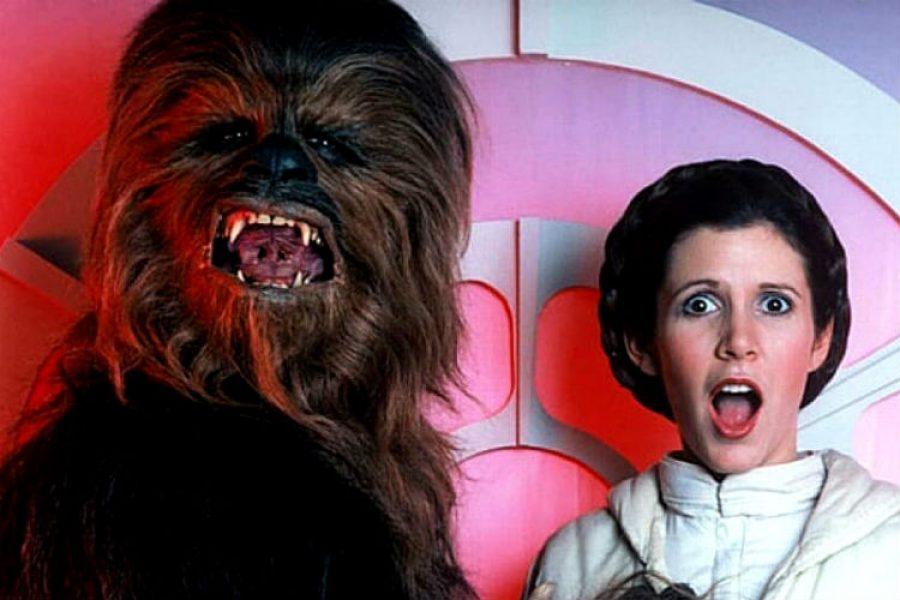 Las 7 cosas que más te dejarán asombrado de Chewbacca ¡Adiós a un gigante del cine!