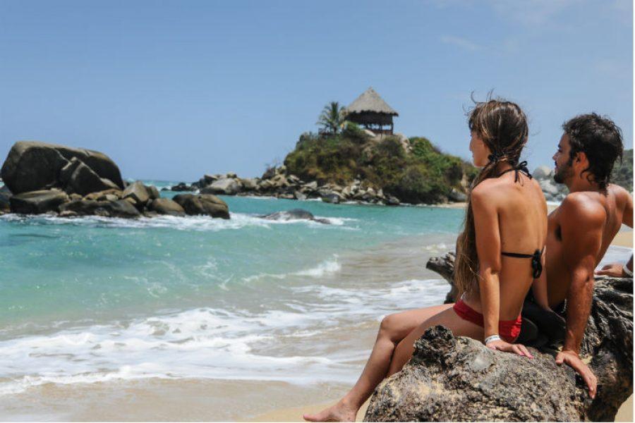 Se llegó la hora de viajar: paraísos junto al mar que puedes visitar en Colombia. ¡a broncearse🏄♂️🏊♂️ se dijo !