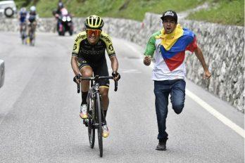 El 'Chavito' llenó de alegría este día 👏👏 ¡Esteban Chaves gana la etapa 19 del Giro de Italia!