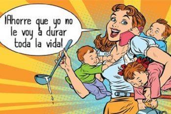 Las frases financieras que únicamente dice una mamá colombiana, ¡el control del ahorro lo tiene la mejor del mundo!