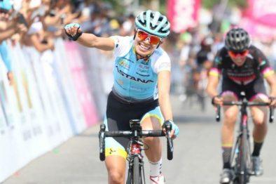 ¡No cabemos del orgullo, Colombia tiene campeona de la montaña🚴♀️🚴♀️! Liliana Moreno es la primera en ganar este título