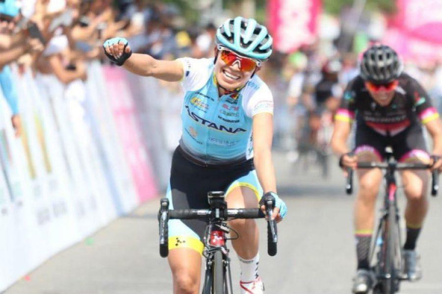 Colombia tiene campeona de la montaña !Liliana Moreno es la primera en ganar este título!