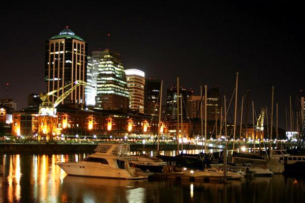 ¿Por qué la capital argentina?