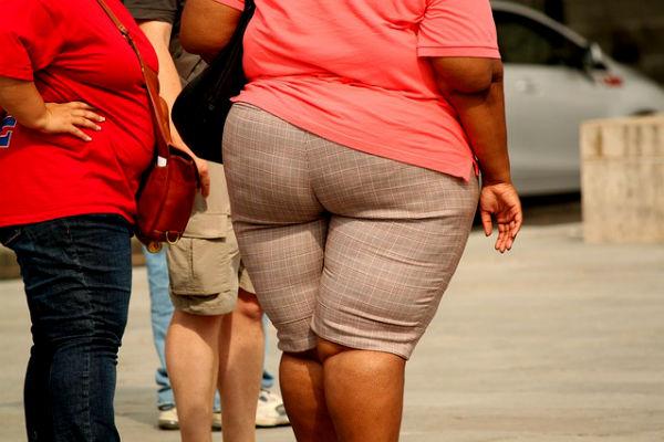 Los países con mayor cantidad de mujeres obesas