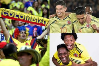 Cuando juega la Selección se entrega todo ¡Momentos que todos vivimos cuando vemos a nuestra tricolor!