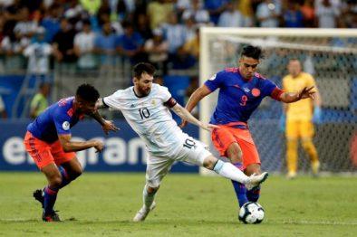 ¡Qué golazos! Así fue la victoria de la Selección Colombia ante Argentina en la Copa América