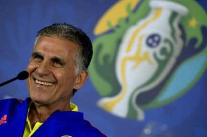 Carlos Queiroz, 'el profe' que le está cumpliendo a Colombia ¡Así se está ganando nuestro corazón!