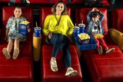 ¿Una sala de cine especial para niños? Es más sorprendente de lo que imaginas