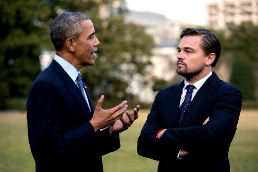 Leonardo DiCaprio, el superhéroe del medio ambiente al rescate del Amazonas