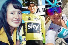 Las mujeres detrás de los logros del campeón Egan Bernal ¡Ellas son su inspiración!