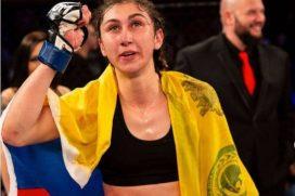 ¡Poder puro! Así ha sido el camino de Sabina Mazo, la primer colombiana en conquistar UFC