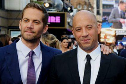 El emotivo mensaje de Vin Diesel a Paul Walker ¡Pérdidas que no se superan!
