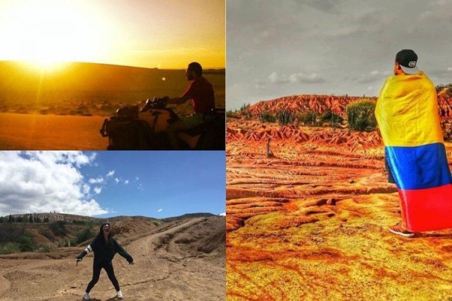 Los hermosos desiertos para visitar en Colombia ¡Destinos llenos de magia!
