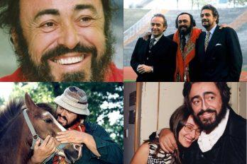 El día que Pavarotti incursionó en el rock y otras 8 curiosidades de este grande de la música