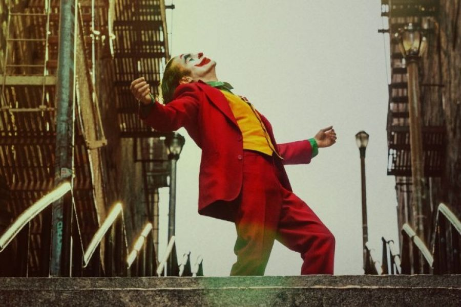 El 'Joker' sonríe con sus nominaciones en los Golden Globes y sueña con el Oscar