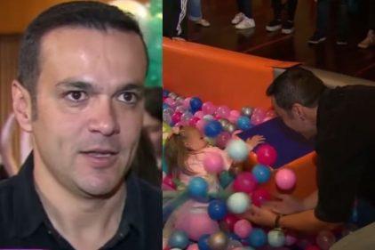 Periodista realizó fiesta para su hija y los invitados eran niños menos favorecidos, ¡empatía en Colombia!