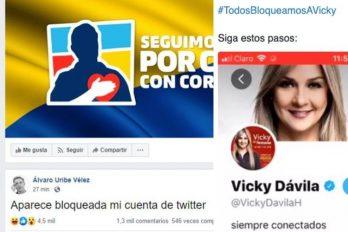 El regreso de Álvaro Uribe en Twitter tras 16 días en medio del paro nacional