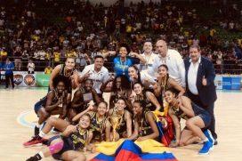 El poder de las mujeres en el baloncesto colombiano: desde jóvenes nos dejan en alto