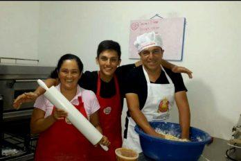 A los 17 empezó a vender empanadas y a los 23 ya es un prometedor empresario