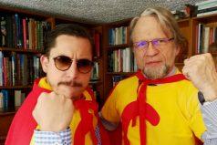 """""""Ahora tengo, no una enfermedad, sino dos"""", dice Antanas Mockus entre risas"""