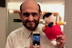 Confesión impactante sobre el Alzheimer de 'El señor Barriga', ¡un hombre valiente!