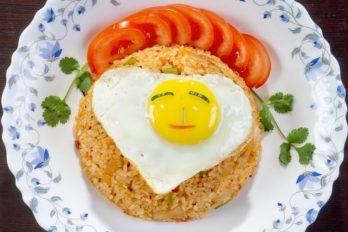 Arroz con huevo, entre los platillos más deliciosos de Suramérica