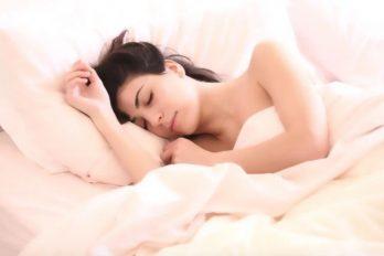 Pasos contra el insomnio, el desorden de sueño más común ¡Hora de dormir!