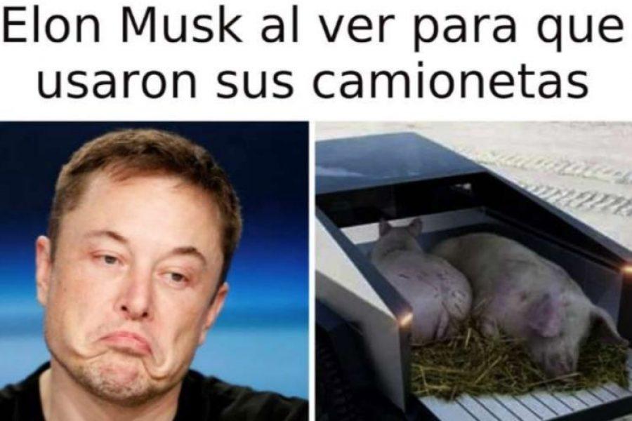 La ciudad latinoamericana que tendrá patrullas Cybertruck de Tesla y los memes que ha dejado
