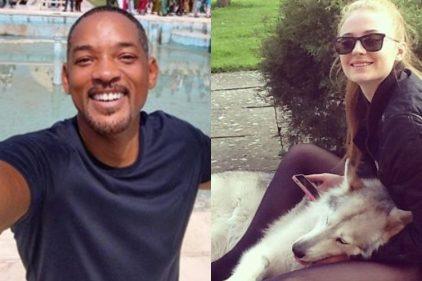 Los famosos que se enamoraron en el set de grabación…de su mascota