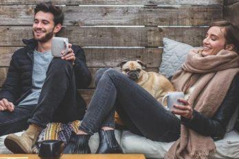Verse solo una vez por semana, el éxito de las parejas según un estudio