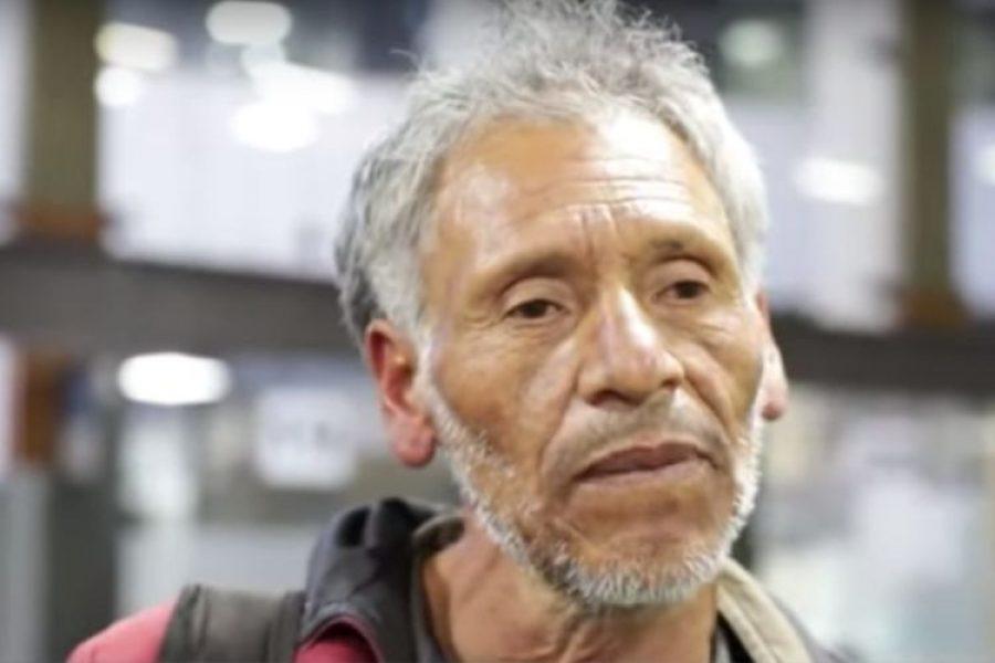 El reciclador que encontró 750 mil pesos y buscó al Procurador para devolverlos