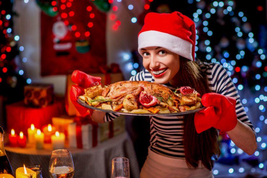 ¡Prepárate! estas son las calorías que podrías estar consumiendo en Navidad