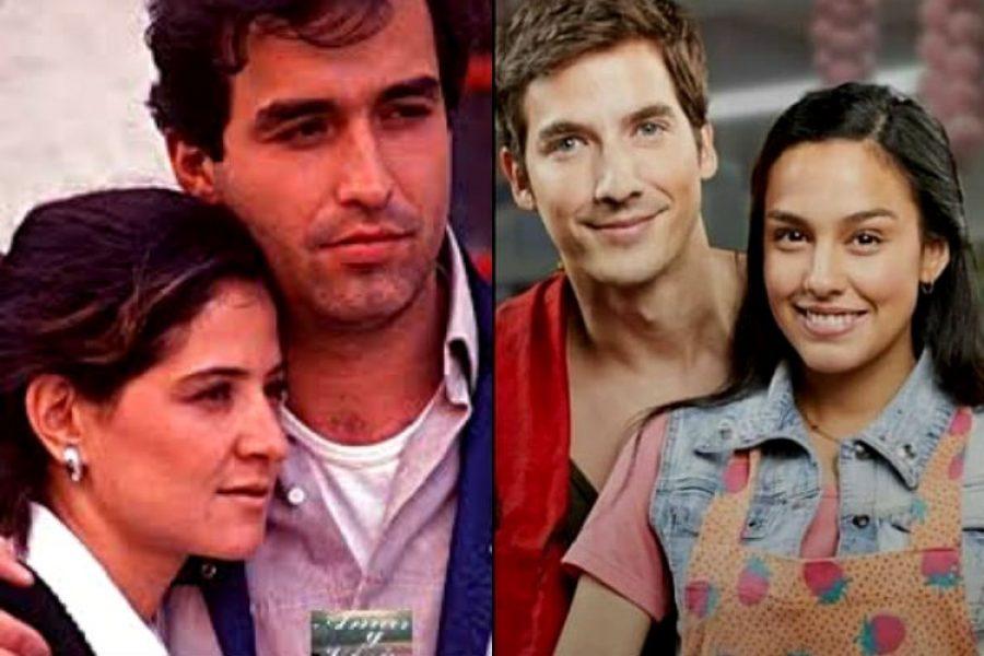 Amar y vivir, así se ven los personajes de antes y de ahora