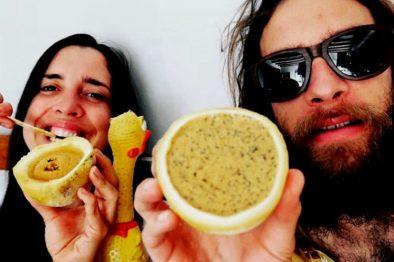 'Maracuyea', el helado empacado en cáscara de fruta ¡amigable con el ambiente!
