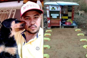 Joven construye restaurantes para animales abiertos 24 horas