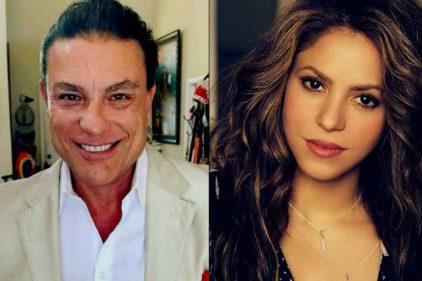Osvaldo Ríos, el exnovio de Shakira que revela el secreto para superar el cáncer