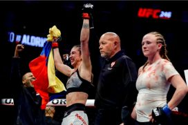 La historia de Sabina Mazo, la primera colombiana que está cerca de pelear el título de la UFC