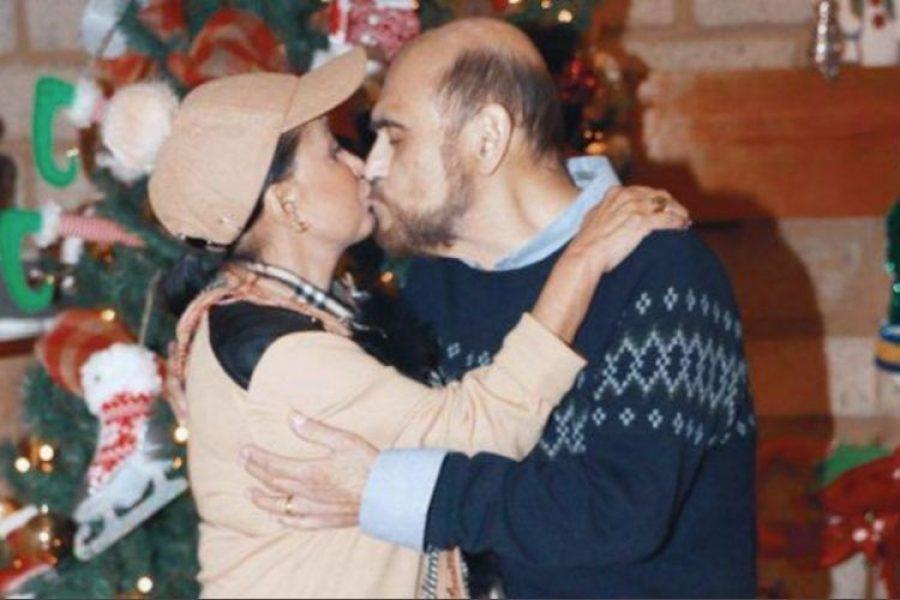 """Chilindrina sobre su beso con Édgar Vivar: """"estoy viuda y él es soltero, nadie nos puede reclamar"""""""
