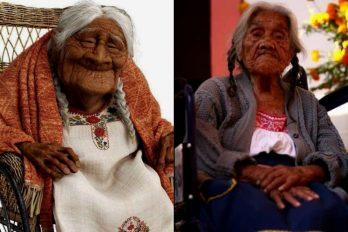 Esta es la verdadera abuela 'Mamá Coco' y tiene 105 años de edad, ¡una historia de no creer!