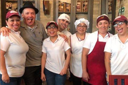 Don Jediondo entró en una crisis económica con sus restaurantes y así planea salir adelante