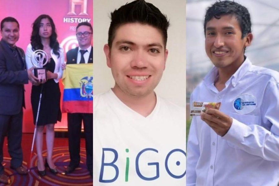 Un colombiano, entre los ganadores con una idea para cambiar la historia