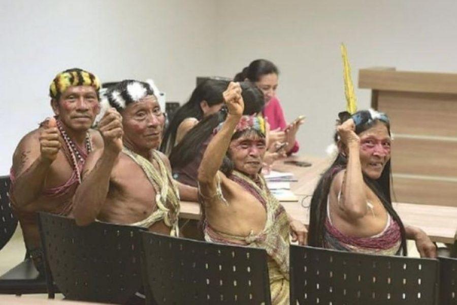 La tribu indígena que salvó medio millón de acres de selva al ganar demanda contra petrolera
