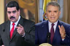 """Nicolás Maduro insiste en que está dispuesto a """"restablecer relaciones consulares con Colombia"""""""