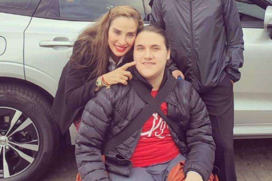Luly Bossa lucha por distrofia muscular de su hijo ¡denuncia a EPS por incumplimiento!
